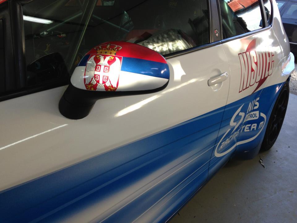 Za Borkovića i NIS Petrol racing team nema nerešivih problema