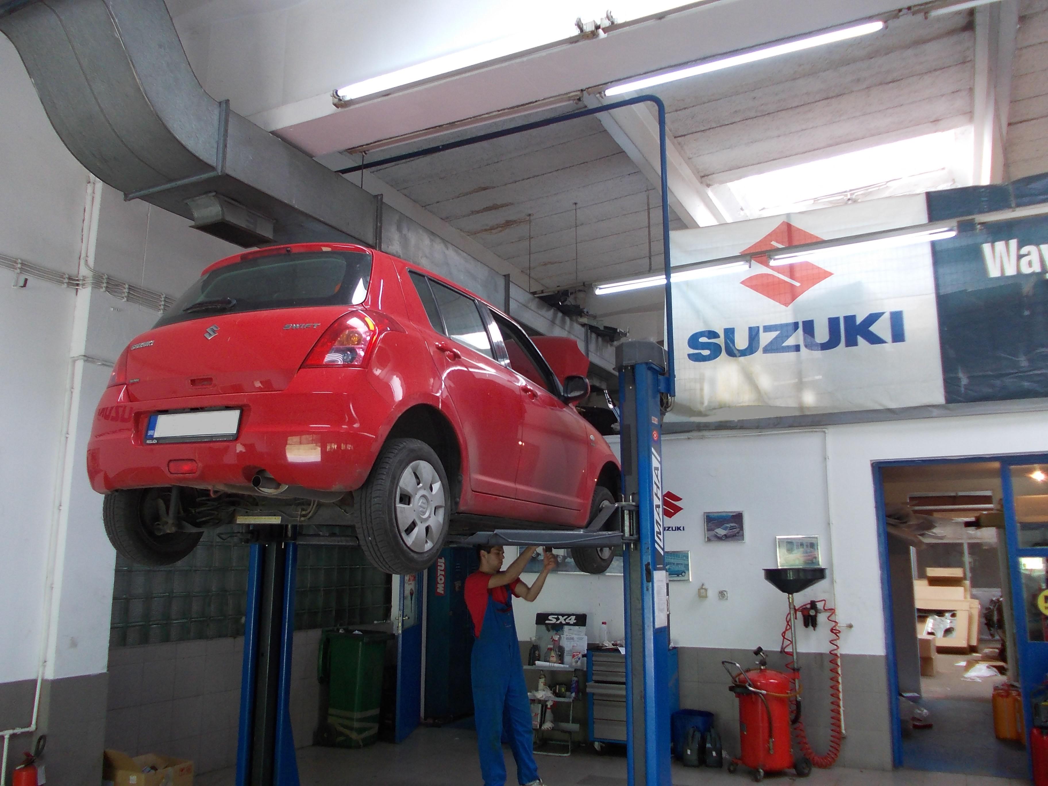 Jeftinije servisiranje Suzuki automobila starijih od pet godina