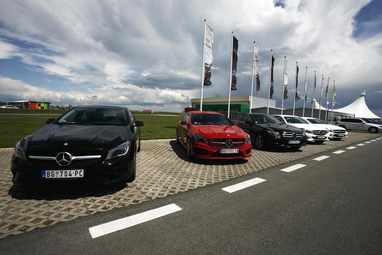 "Događaj za sve ljubitelje Mercedes-Benz automobila – Star Experience ""Wild Beauties"""
