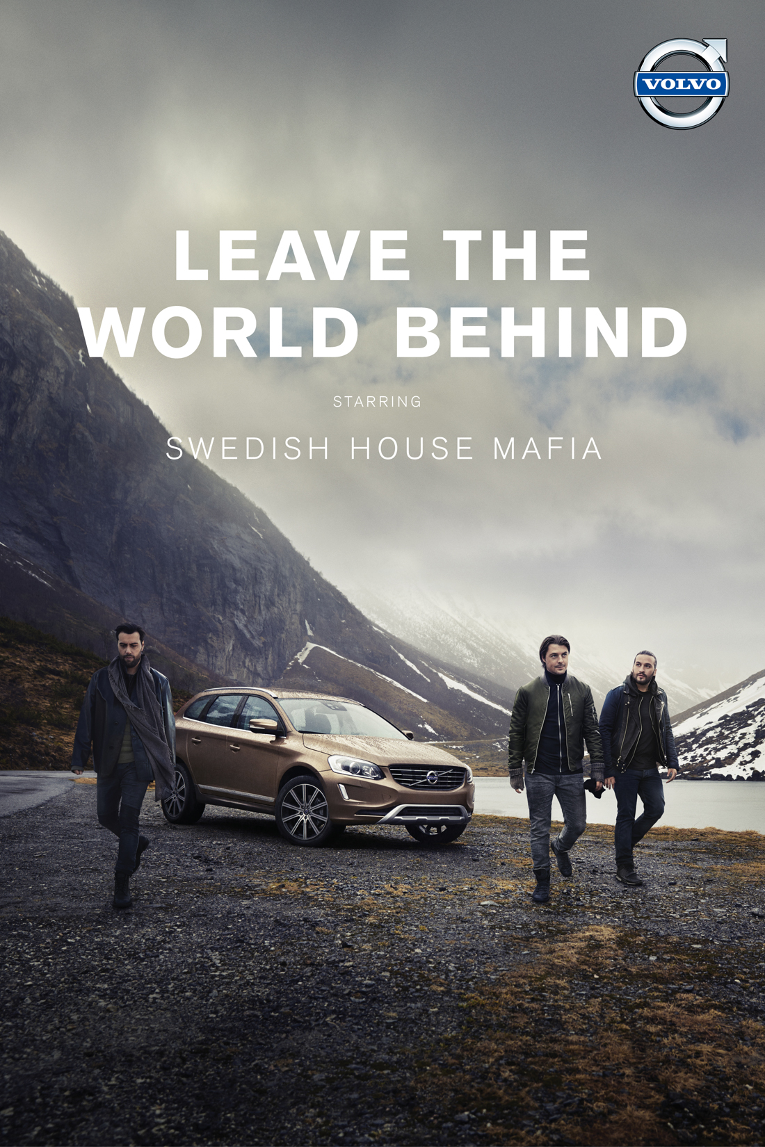 Volvo i Swedish House Mafia saradnja