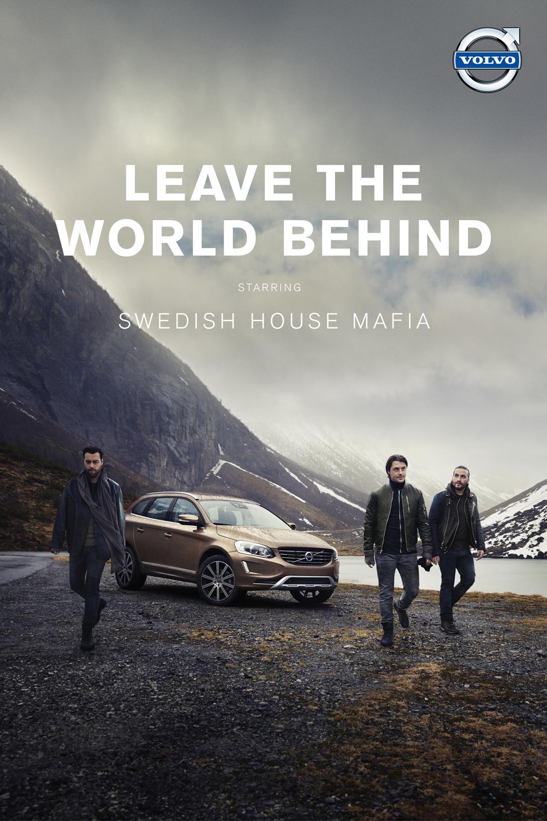 Volvo i Swedish House Mafia saradnja