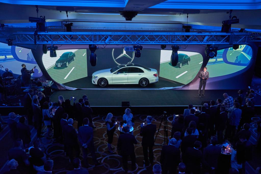 Mercedes-Benz E-Klasa - 7