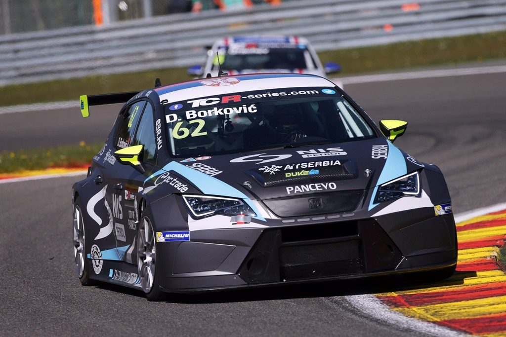 TCR series Spa-Francorchamps, Belgium 5 - 7 May 2016
