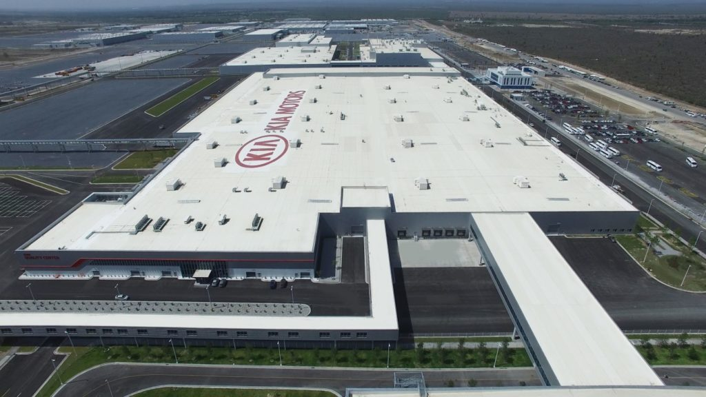 Kia Motors Mexico Manufacturing Plant (Medium)
