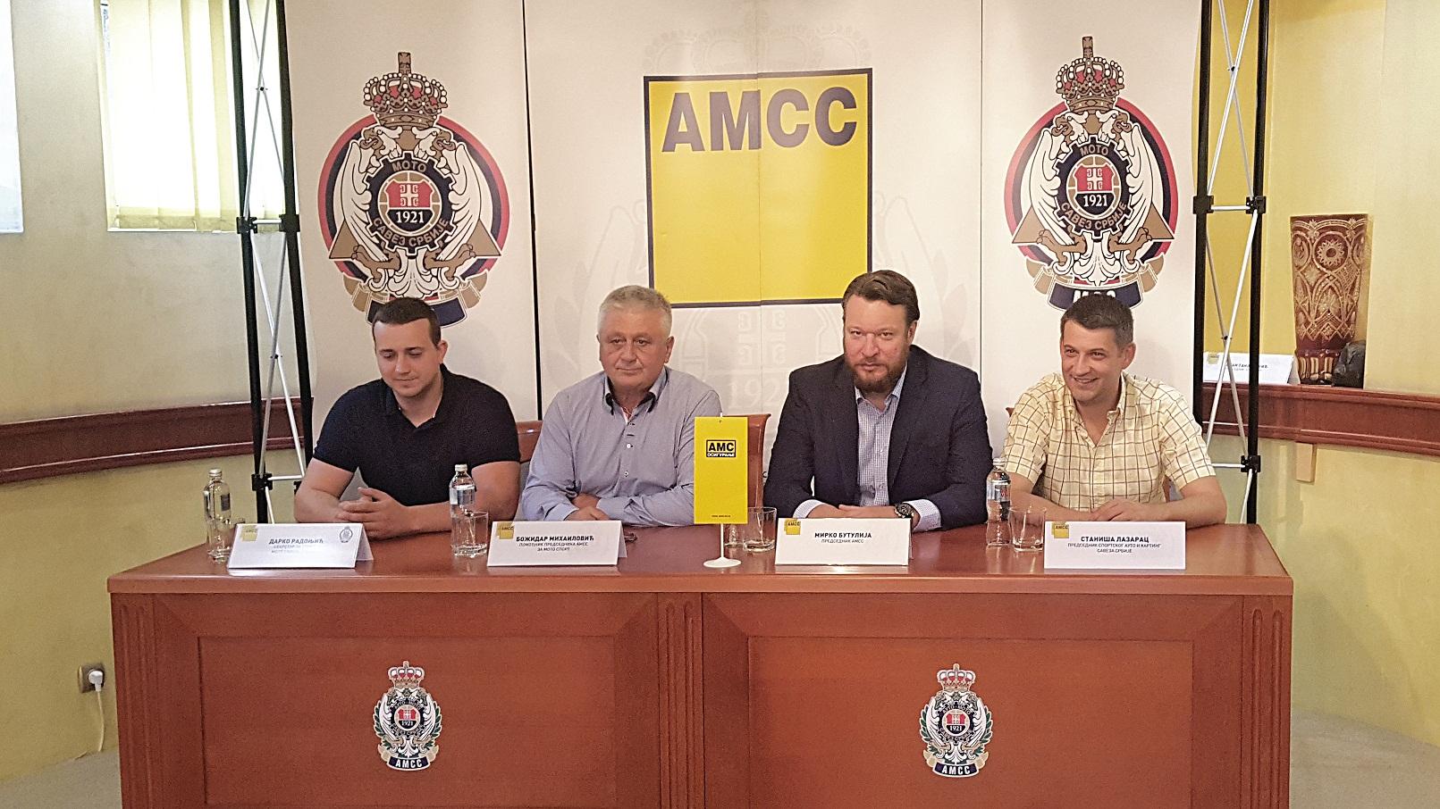 AMS Srbije najavio spektakularan sportski vikend