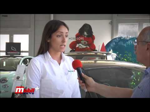 MOBIL AUTO TV – Fiat 500 slavi 60 godina – AK Kole