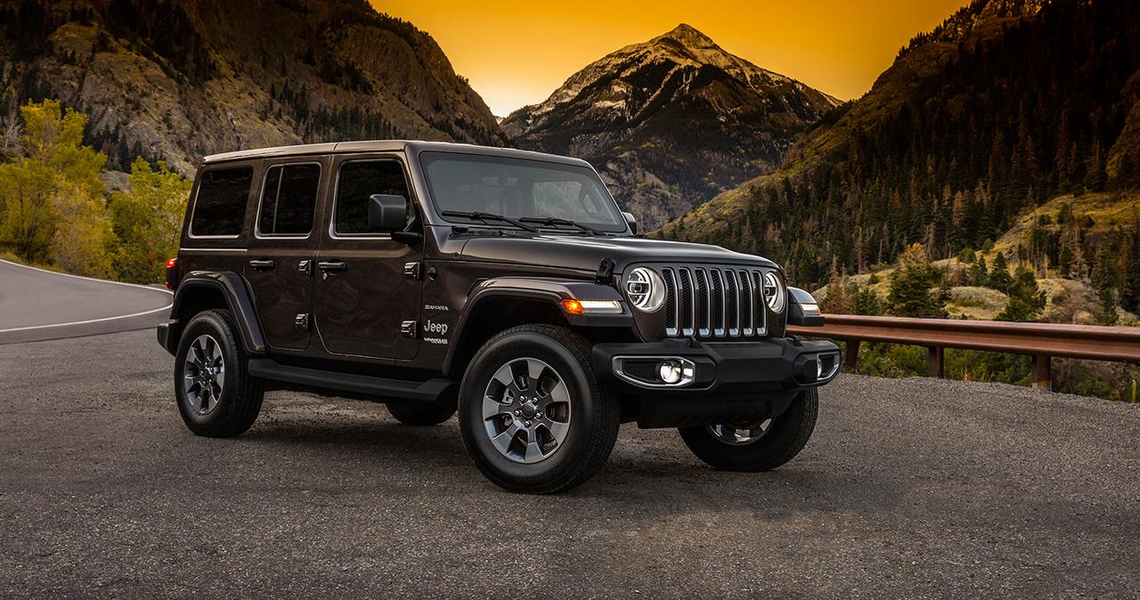 Predstavljamo potpuno novu, naprednu generaciju modela Jeep® Wrangler za 2018.
