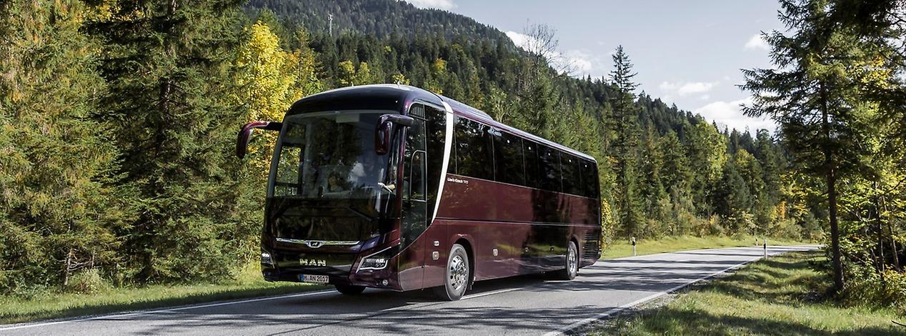 """Novi autobus MAN """"Lion's Coach"""" osvojio prestižna priznanja"""