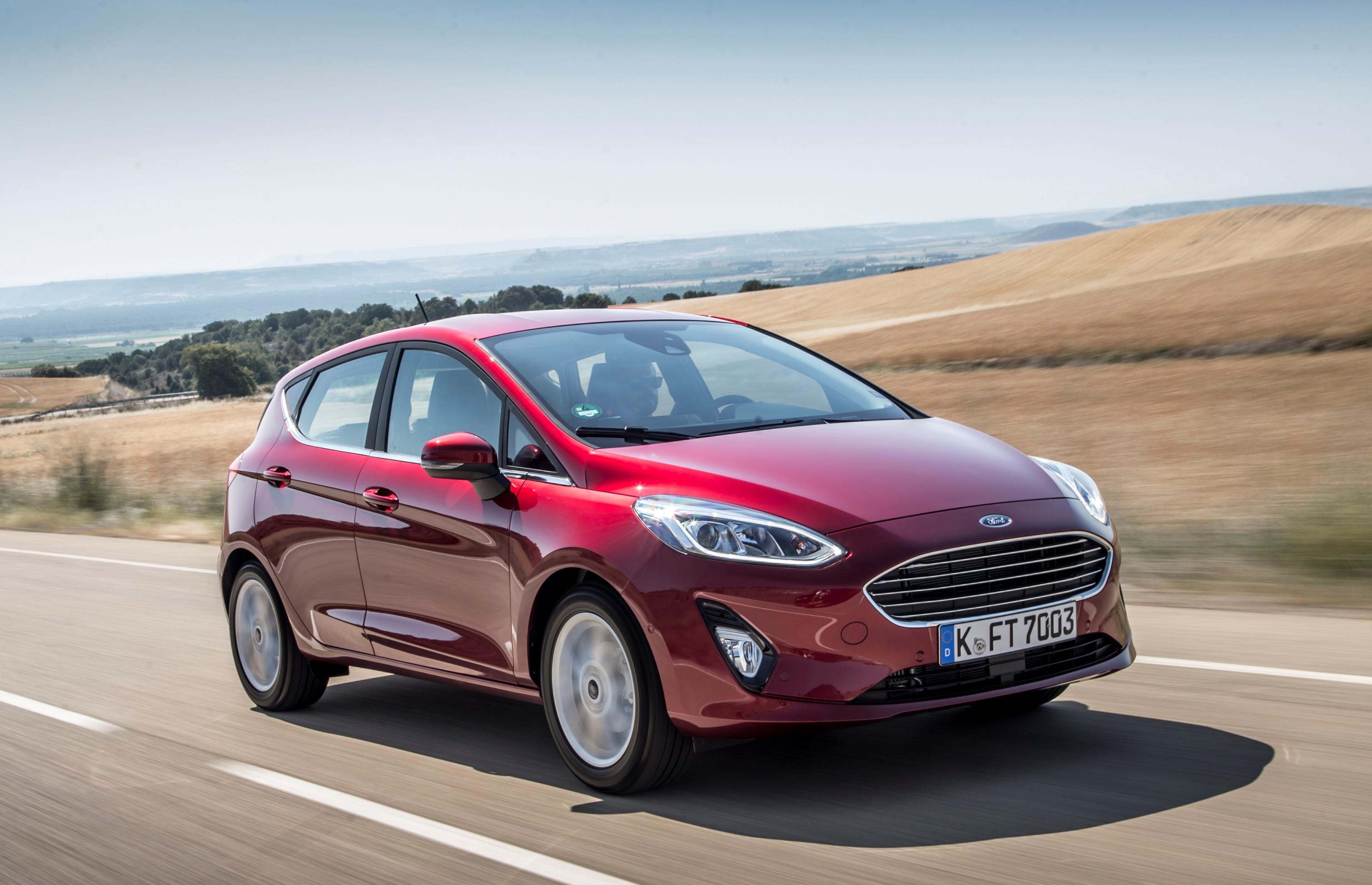 Specijalni prodajni dani za Ford automobile