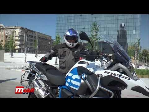 MOBIL AUTO TV – BEZBEDNOST MOTOCIKLISTA
