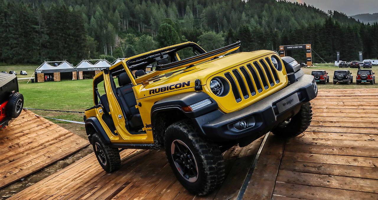 Camp Jeep® 2018 – novi Jeep Wrangler obara sve rekorde