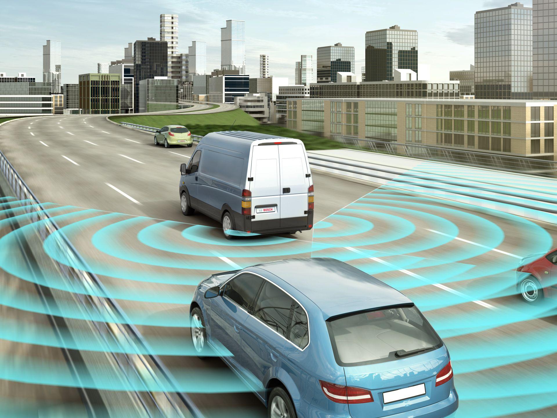 Bosch utire put u transportnom saobraćaju – Bosch inovacije na IAA 2018.