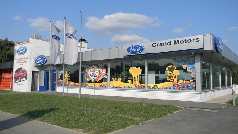 Premijum polovna vozila na novoj Grand Motorsovoj lokaciji