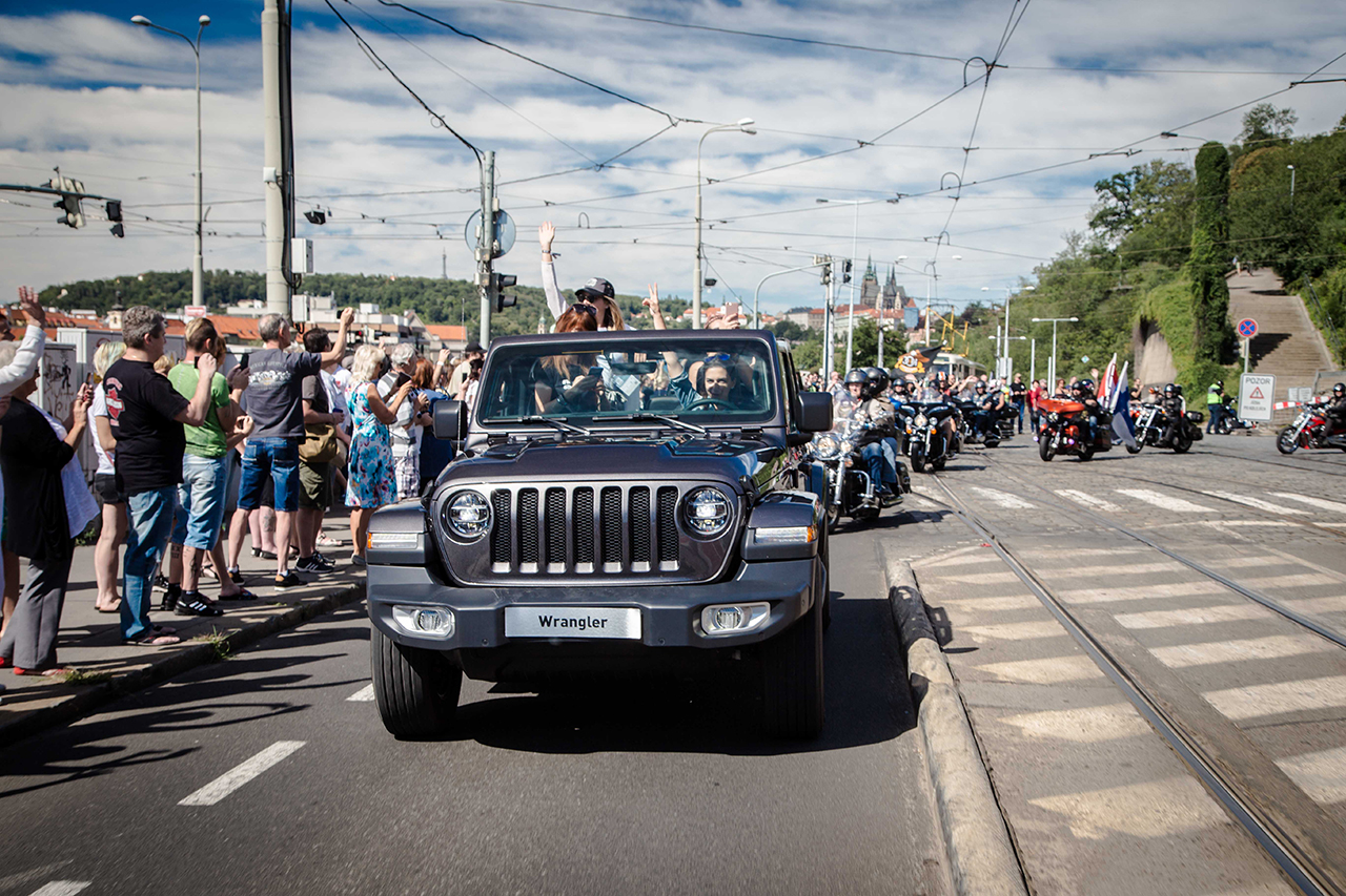 Jeep® i Harley-Davidson® zajedno na  21. European Bike Week