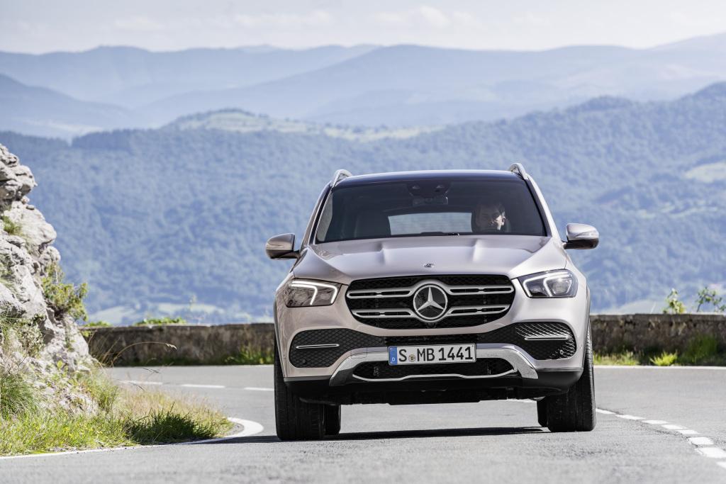 Novi Mercedes-Benz GLE – potpuno iznova osmišljen SUV