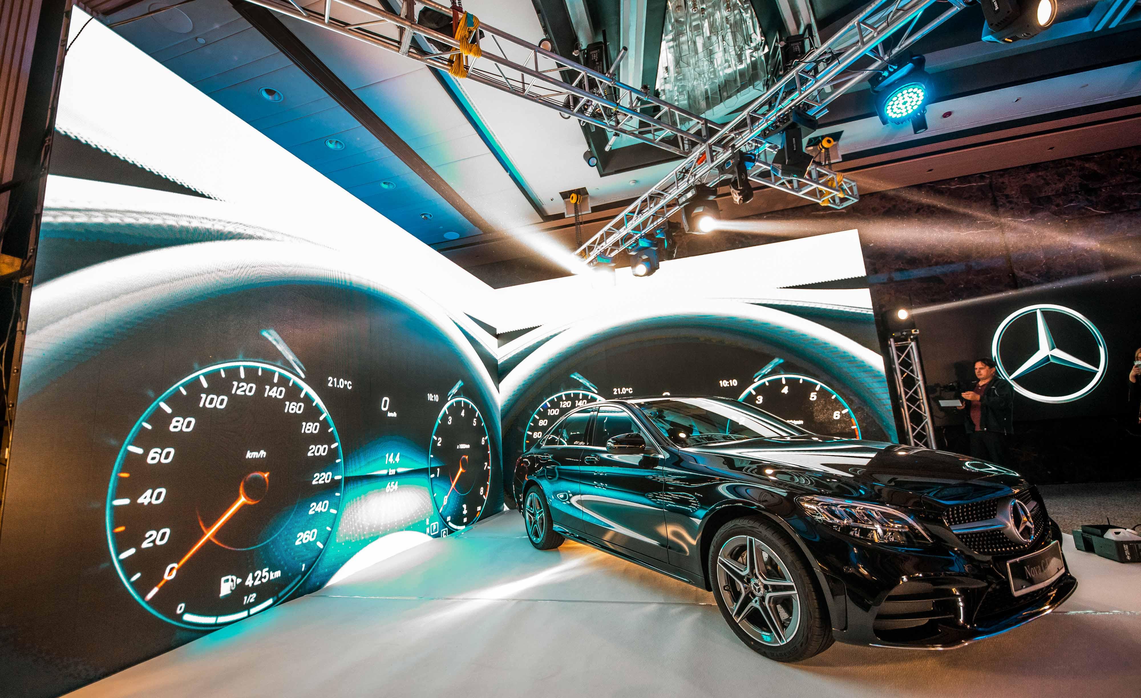 U Beogradu predstavljena nova generacija Mercedes-Benz C-Klase