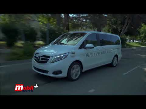 MOBIL AUTO TV – Bosch i Daimler – Autonomna vožnja