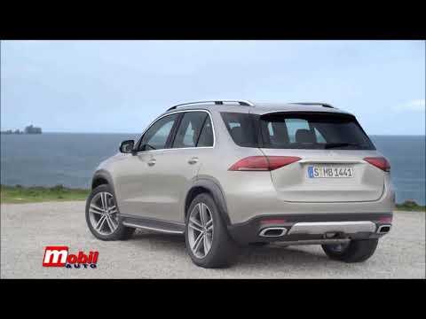 MOBIL AUTO TV – Predstavljamo Mercedes Benz GLE