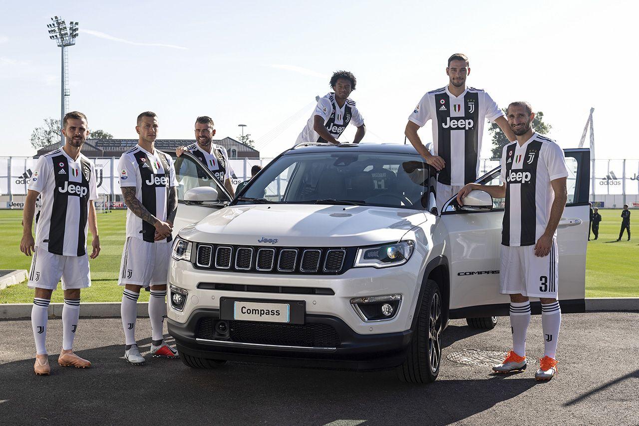 Brend Jeep® proslavlja novi rekord sa Juventusom