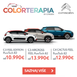 CITROËN Colorteapia