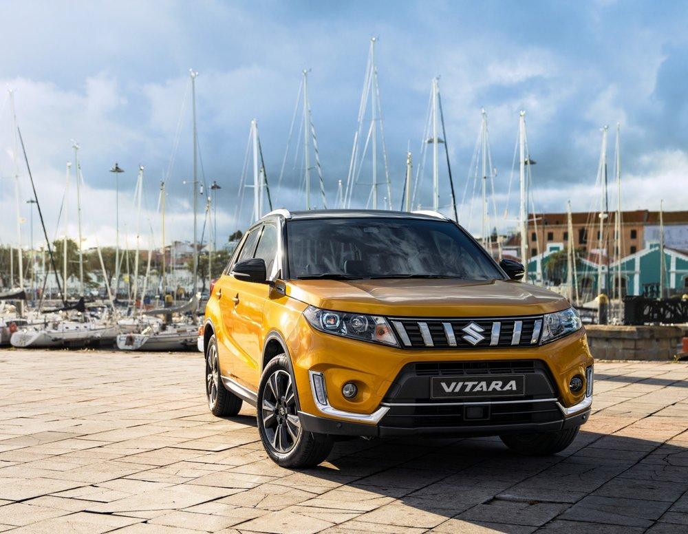 Euro Sumar – Počela prodaja restilizovane Suzuki Vitare