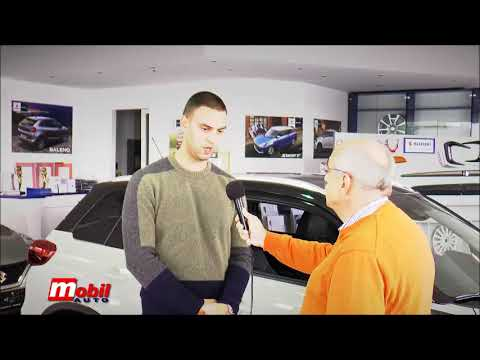 MOBIL AUTO TV – Euro Sumar –  Stigla nova Suzuki Vitara