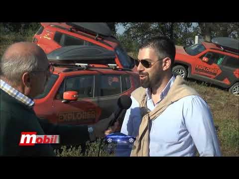 MOBIL AUTO TV – Explorer Adventure – Promocija nove agencije za avanture
