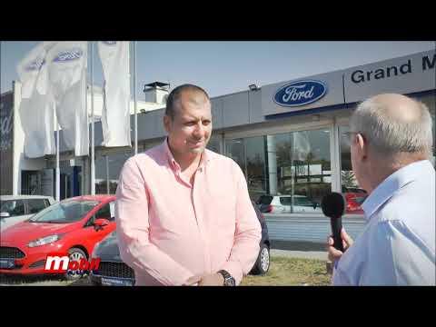 MOBIL AUTO TV – Grand Motors – Ford Kuga N1 na akciji i salon za polovna vozila