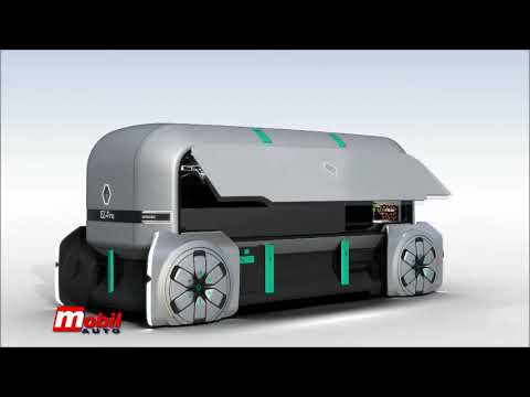 MOBIL AUTO TV – Renault EZ-PRO robo-kontejner za dostavu