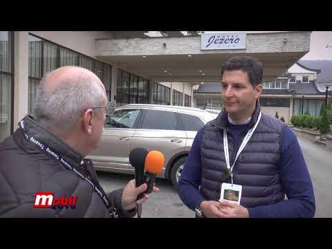 MOBIL AUTO TV – Novi VW Touareg – Test vožnja u Srbiji