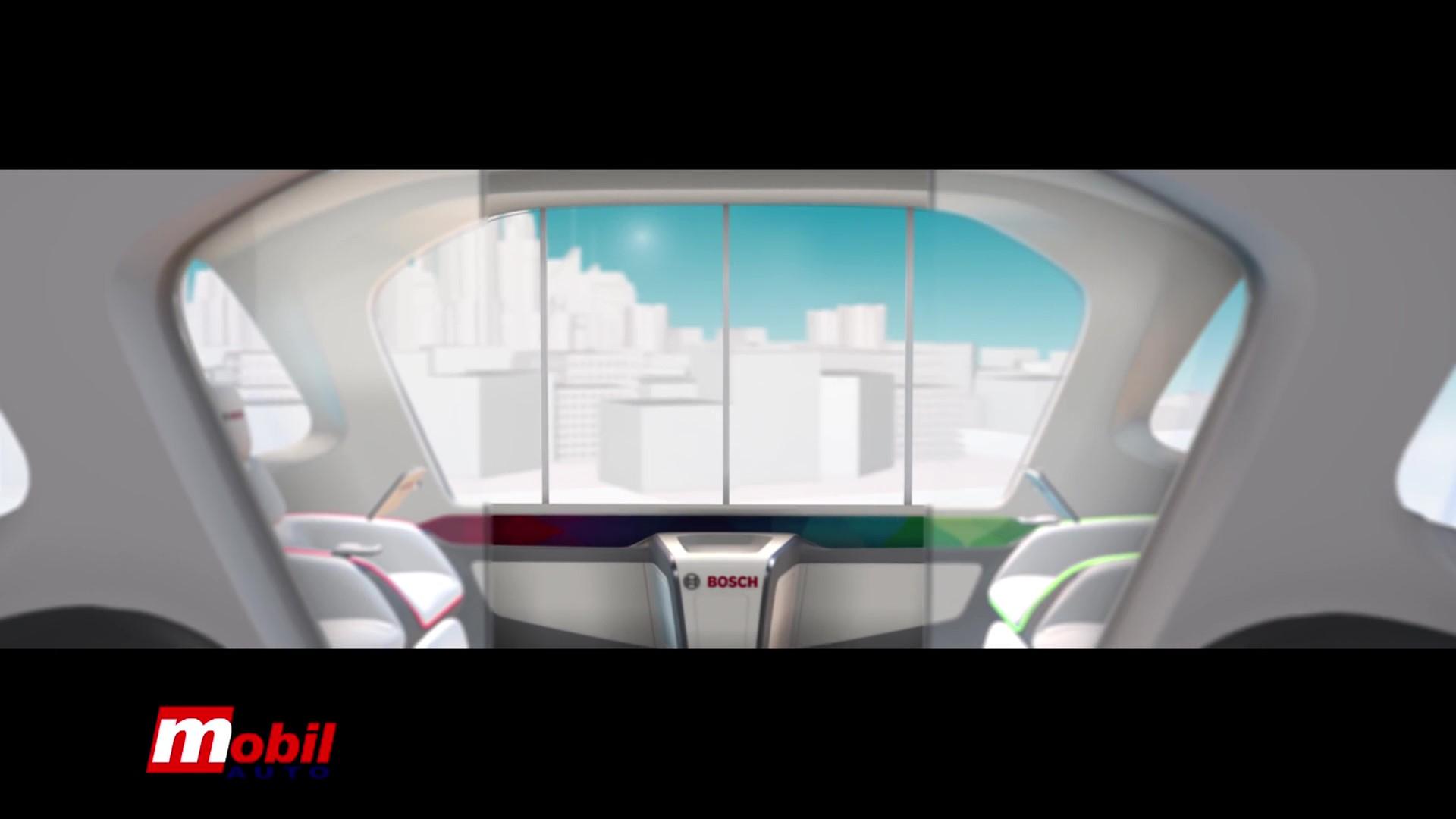 MOBIL AUTO TV – CES 2019 – Pametna rešenja koja je Bosch predstavio u Las Vegasu