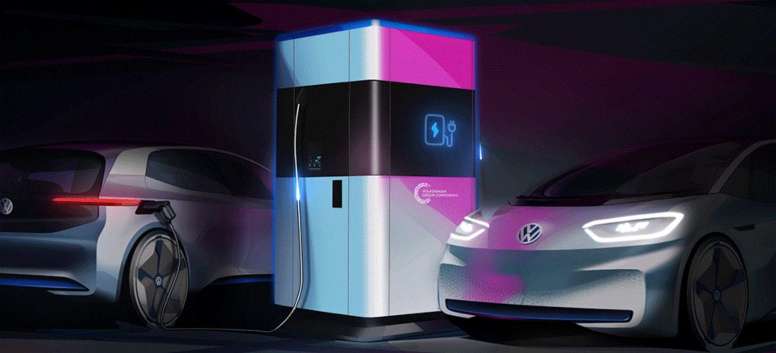 Volkswagen najavljuje prvi mobilni električni punjač za automobile!
