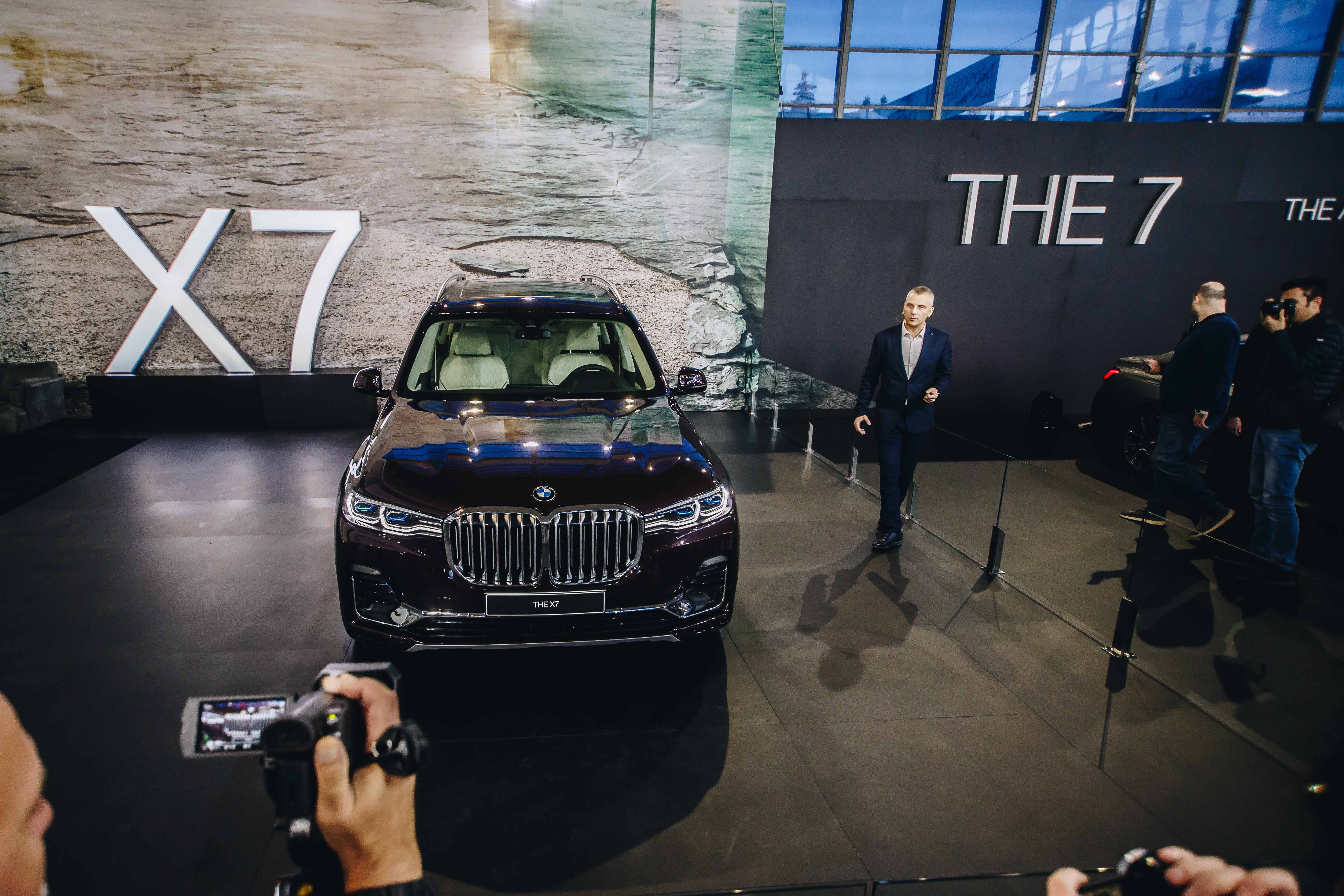 BMW na 54. Međunarodnom salonu automobila u Beogradu