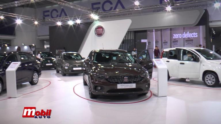 MOBIL AUTO TV –  FCA NA 54. SAJMU AUTOMOBILA U BEOGRADU
