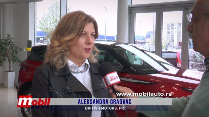 MOBIL AUTO TV – BRITISH MOTORS SRBIJA – JAGUAR I LAND ROVER