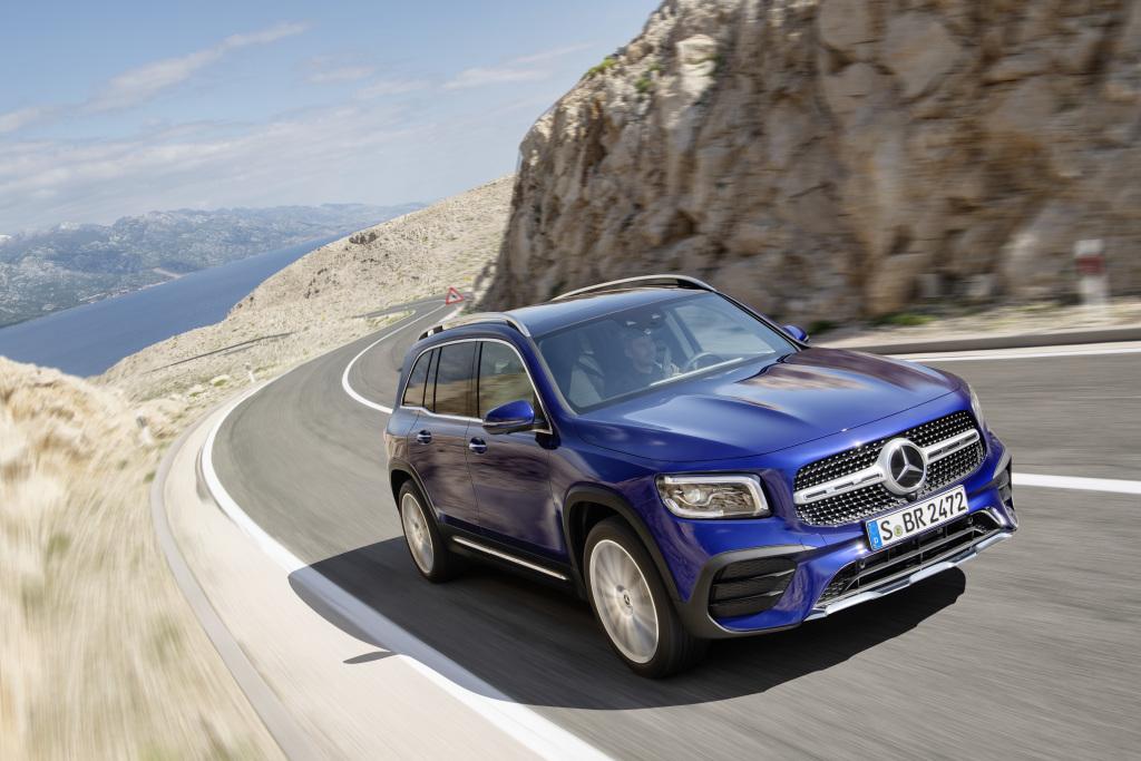 Novi Mercedes-Benz GLB: za porodicu i prijatelje