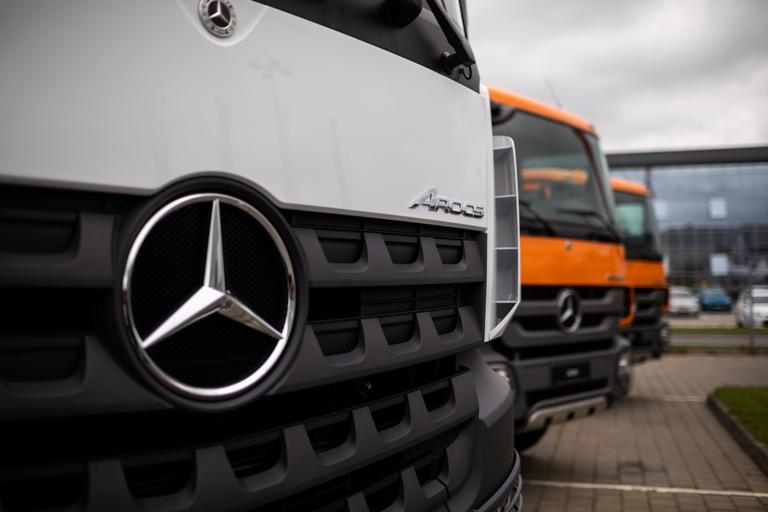 Mercedes-Benz Dan otvorenih vrata u Centru komercijalnih vozila