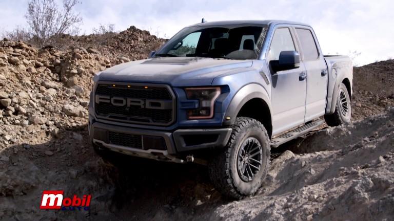 MOBIL AUTO TV – FORD RANGER RAPTOR