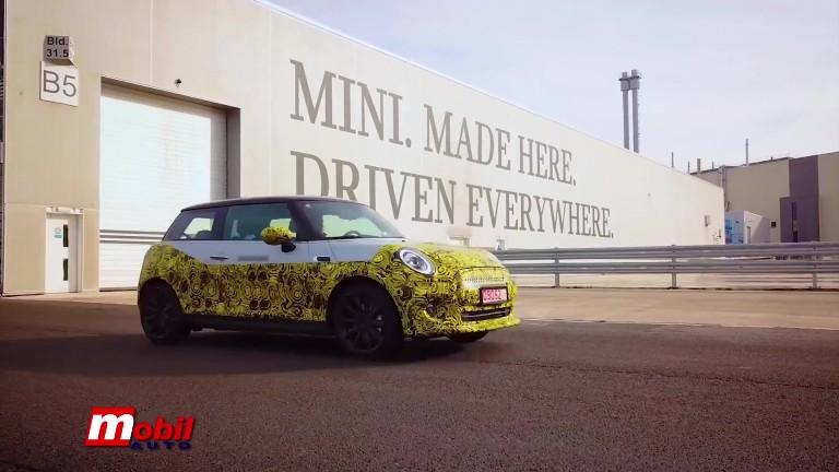 MOBIL AUTO TV – Novi potpuno električni MINI Cooper