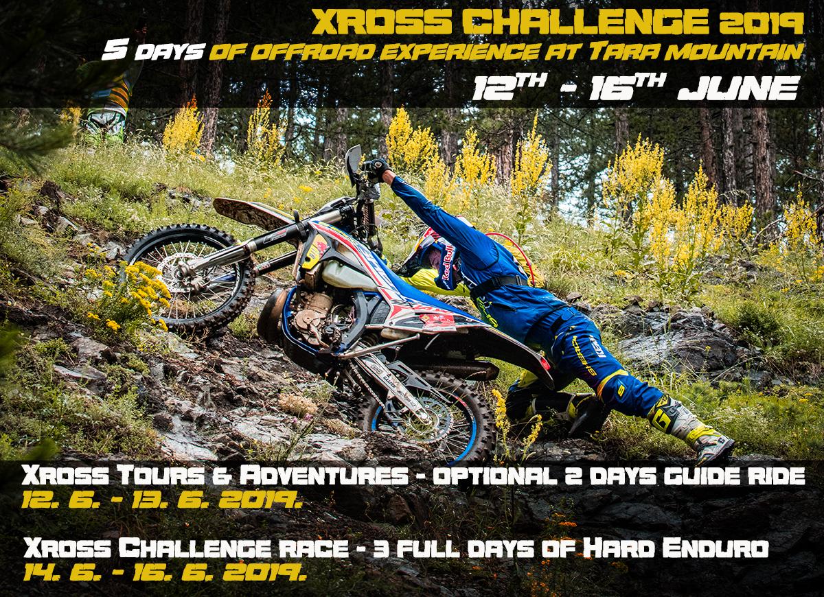 Pet godina partneri – Xross Challenge i BMW Motorrad Srbija