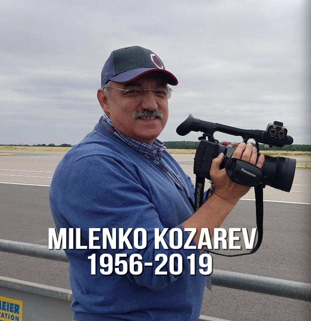 MOBIL AUTO TV – IN MEMORIAM – MILENKO KOZAREV ( 1956 – 2019 )