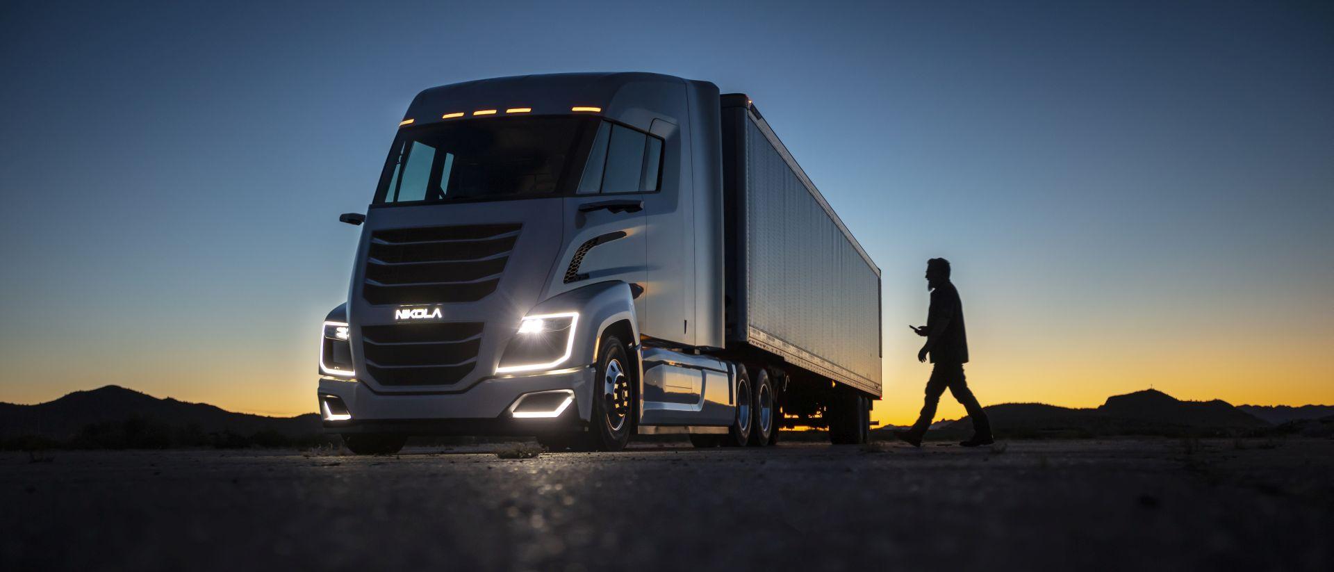 Bosch donosi napredna rešenja za novi kamion Nikola Dva