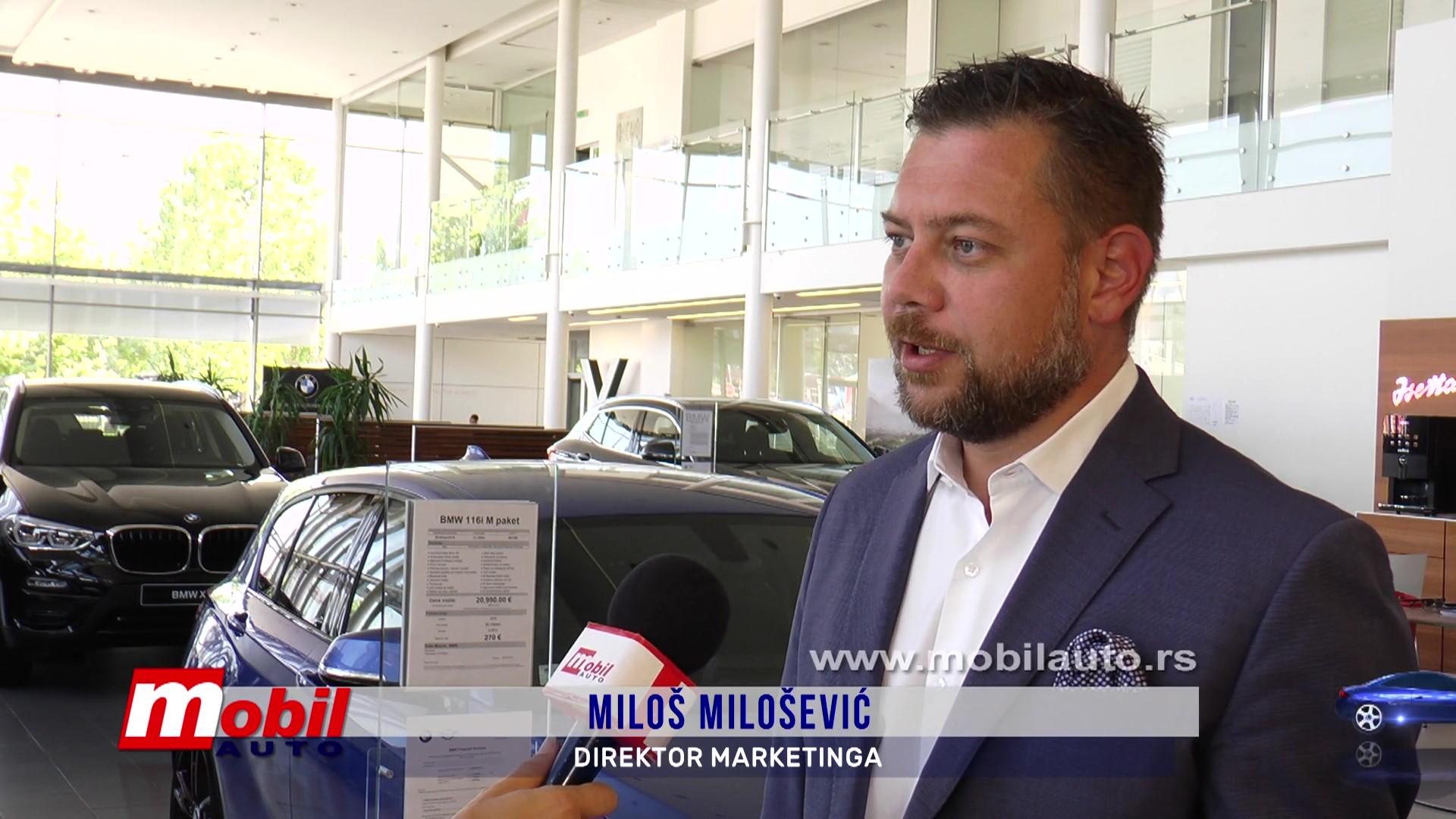 MOBIL AUTO TV – BMW AKCIJSKA PONUDA I LETNJI PIT STOP SERVIS ZA 2.49O DINARA