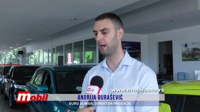 MOBIL AUTO TV – EURO SUMAR – POSTANITE VLASNIK NOVE VITARE