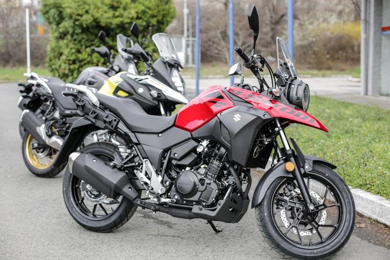 Suzukijevi hit motocikli na rate! Do uživanja u letnjoj vožnji već za 46 evra mesečno
