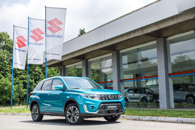 Euro Sumar – Povoljni uslovi za kupovinu Suzuki automobila – Mesečna rata za Vitaru 173 evra