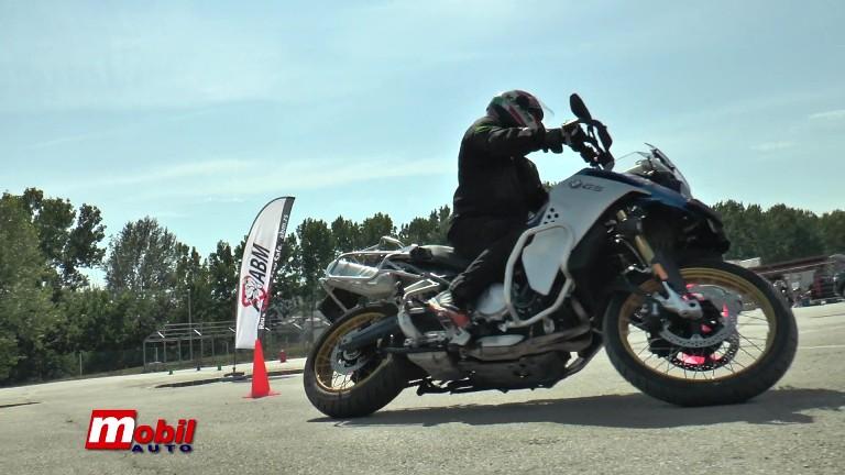 MOBIL AUTO – ABM Trening bezbedne vožnje za motocikliste