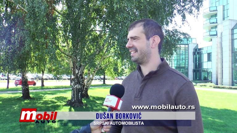 MOBIL AUTO TV – Dušan Borković i njegov suvozač Igor Marković pobednici 52. Srbija relija
