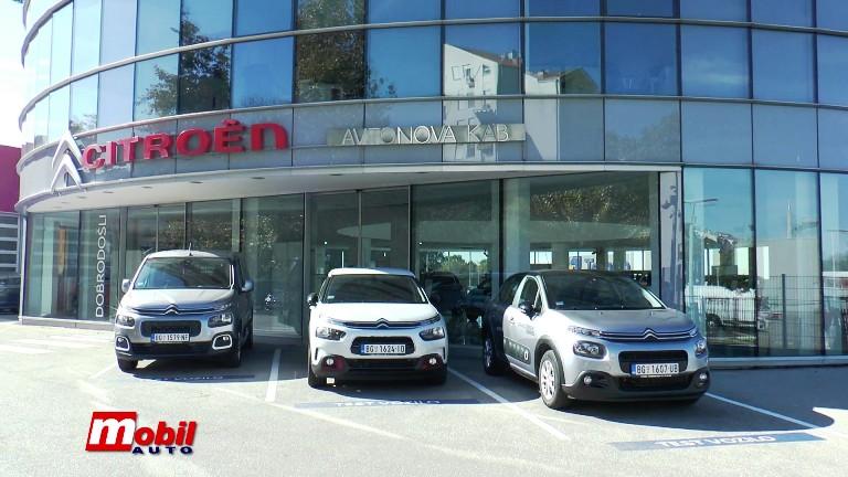 MOBIL AUTO TV – CITROEN -Jesenja kampanja i povoljnosti za modele C3 Aircross i C5 Aircross