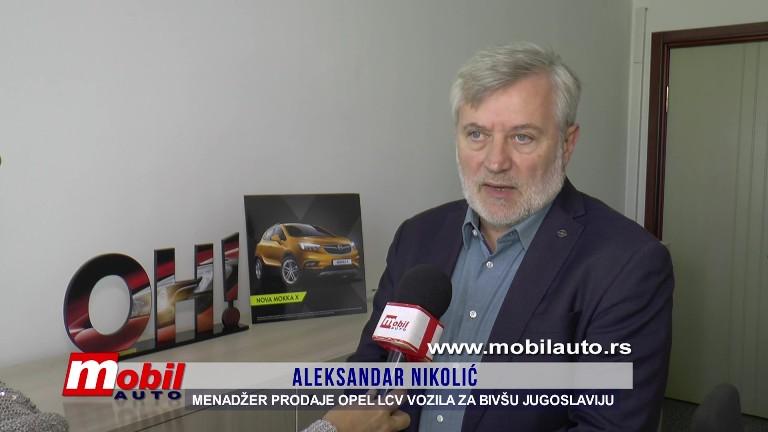 MOBIL AUTO TV – Opel – LCV Segment – Laka komercijalna vozila